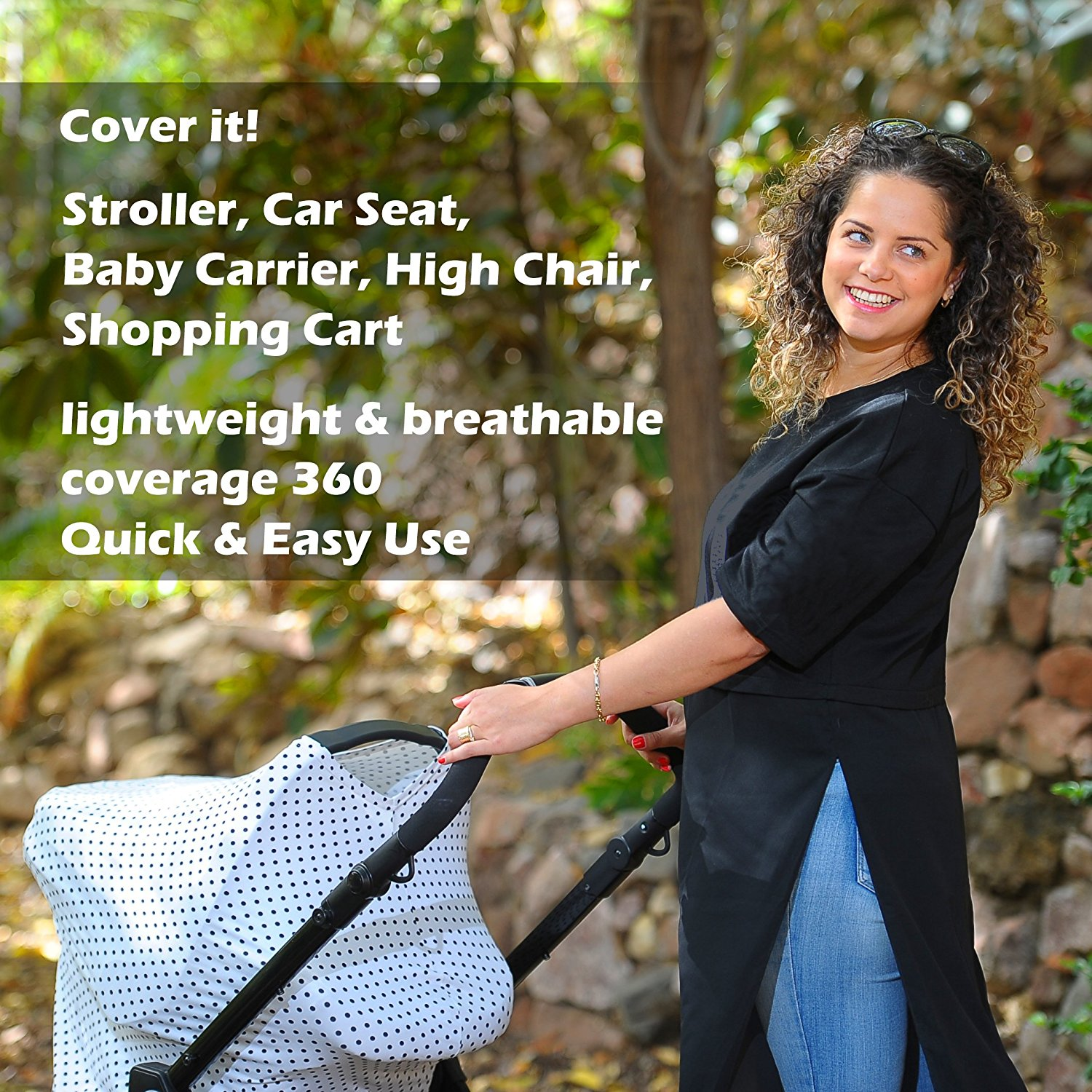 weather shield for stroller