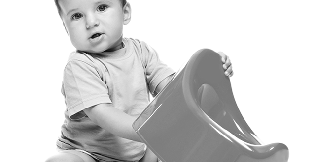 Child Won't Poop in Potty