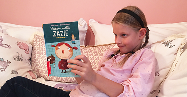 Improve Reading Comprehension with Red Cat