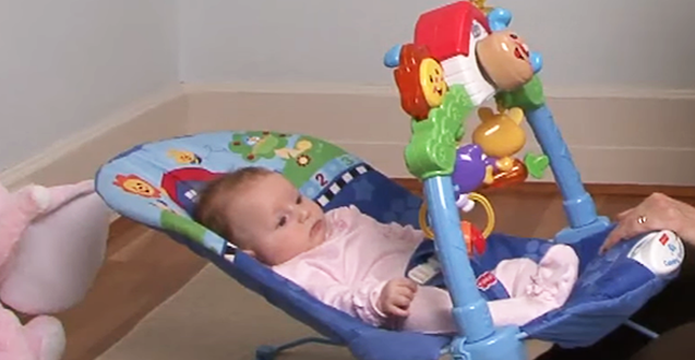 When Can I Put Baby in the Bouncer Seat?