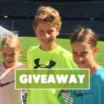 soccer fans plus a giveaway