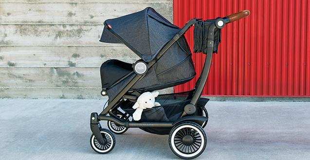 Baby Registry Must Have: The Entourage Stroller