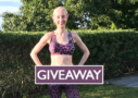 Here's how to do the extended side angle pose plus an Onzie yoga wear giveaway!
