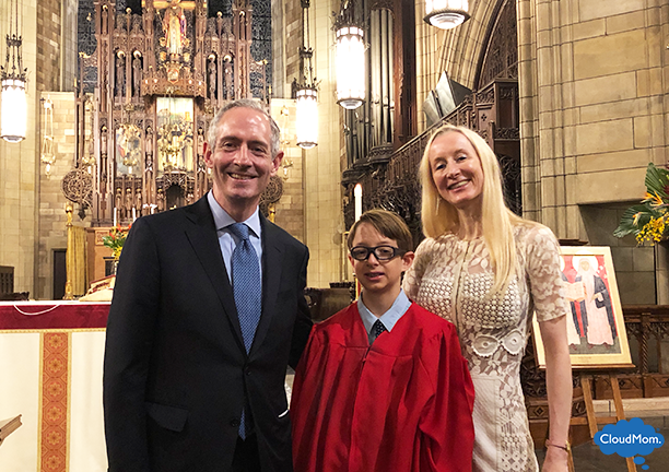 celebrating Confirmation