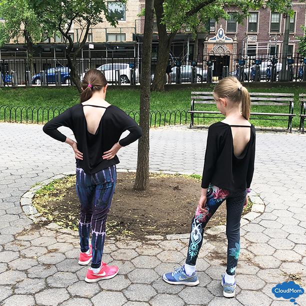 Yoga Apparel for Kids