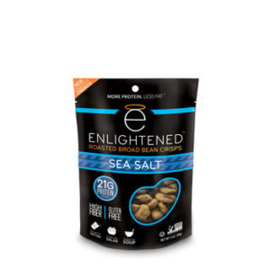 Enlightened Roasted Broad Beans
