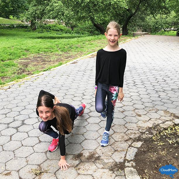 Yoga Wear for Kids