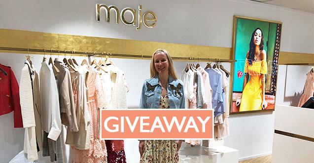 Maje-Summer-Dress-Giveaway