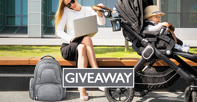 Swish Baby Backpack Diaper Bag Giveaway