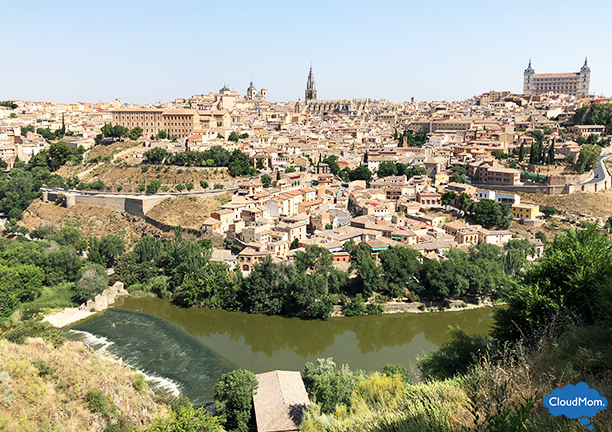 beautiful Toledo, Spain