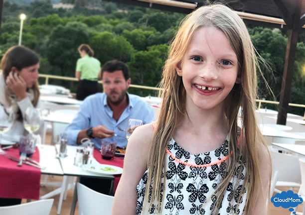 family holiday in Costa Brava