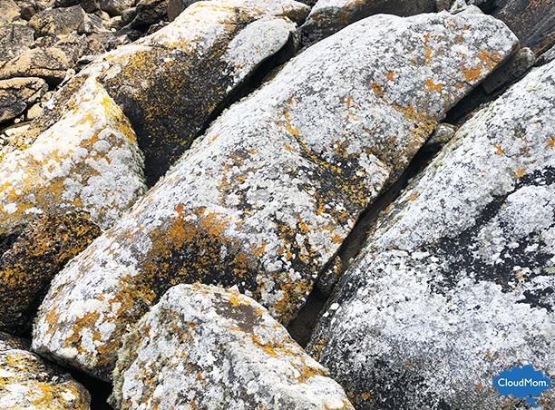 rocks in France