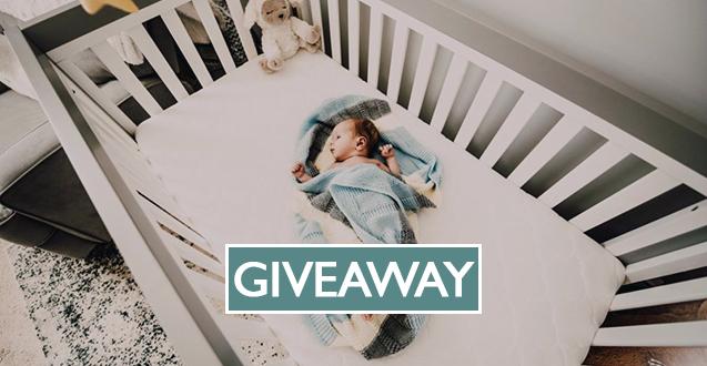 5 Products to Help Newborn Sleep Giveaway