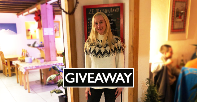 How to Style a Fair Isle Sweater Giveaway