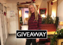 Sparkly JCrew Striped Sweater Giveaway