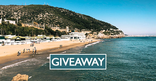 Lunch at a Barcelona Waterfront Restaurant Giveaway