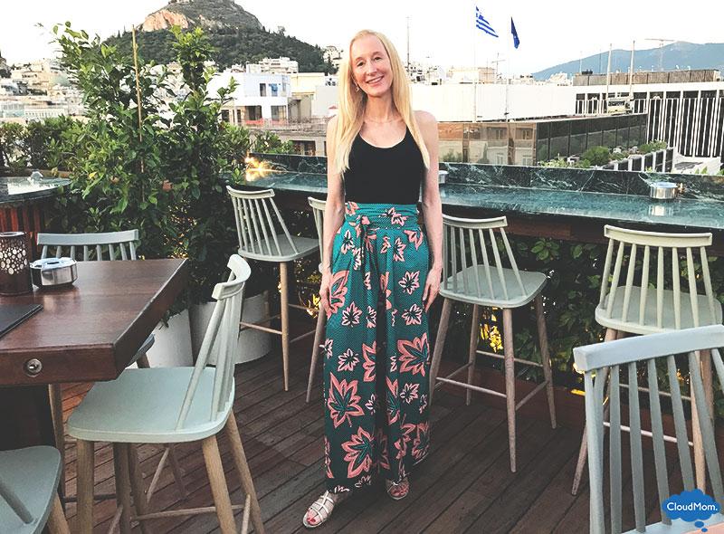 senegalese maxi skirt for summer