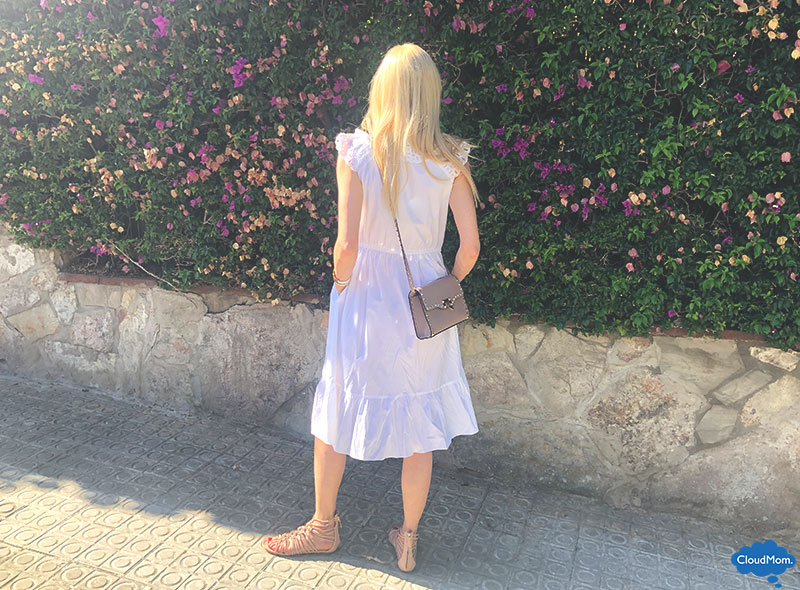 gladiator sandals with dress