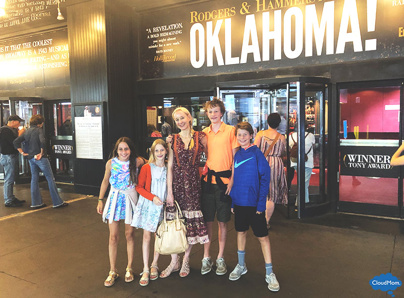 Prairie Dress for Oklahoma!
