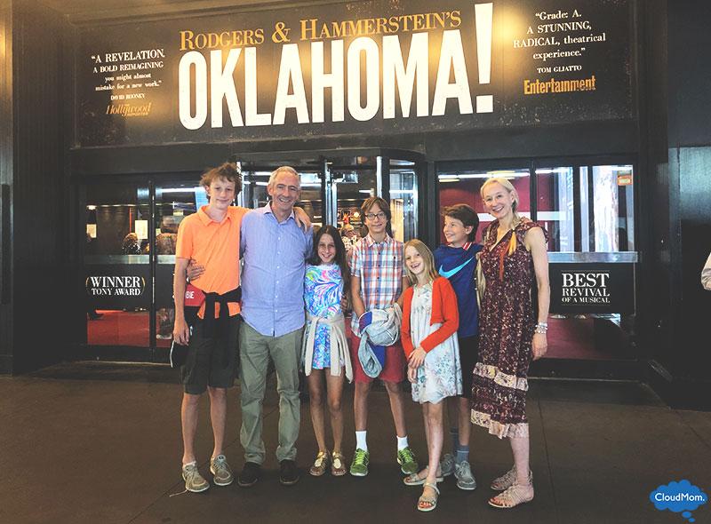 Modern Prairie Dress for Oklahoma!