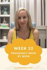 Photo of Melissa for Pregnancy Week by Week Series, Week 32