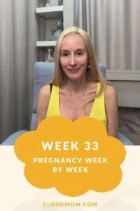Photo of Melissa for Pregnancy Week by Week Series, Week 33