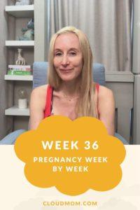 Photo of Melissa for Pregnancy Week by Week Series, Week 36