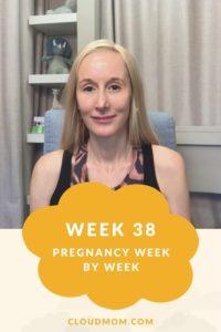 Photo of Melissa for Pregnancy Week by Week Series, Week 38