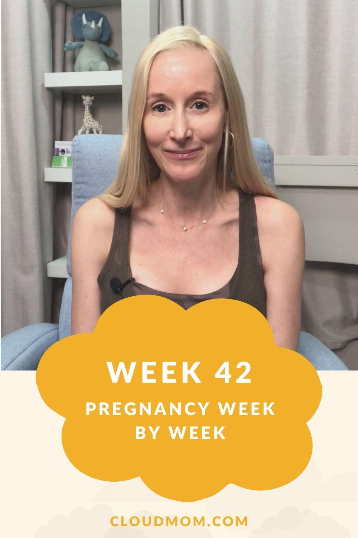 Week 42 Pregnancy Week by Week Pinterest