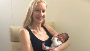 Week 3 Babys First Year Melissa and Bracey