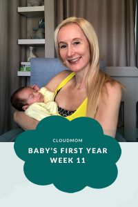 Week 11 Baby's First Year