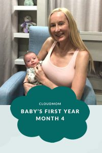 Month 4 Baby's First Year