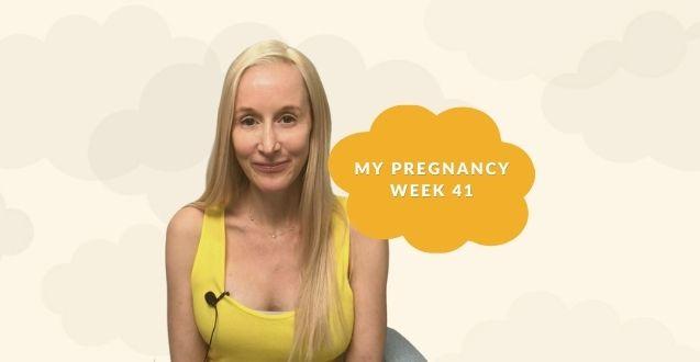 41 Weeks Pregnant