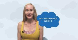 pregnancy week by week melissa lawrence cloudmom