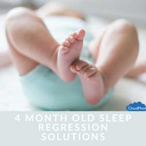 4 Month Old Sleep Regression Solutions