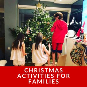 What are some Christmas activities you can do?