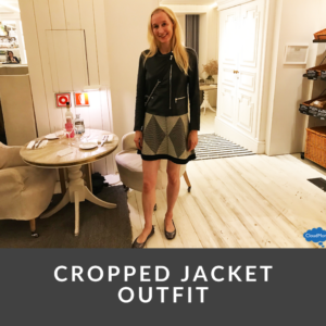 Cropped Jacket Outfit