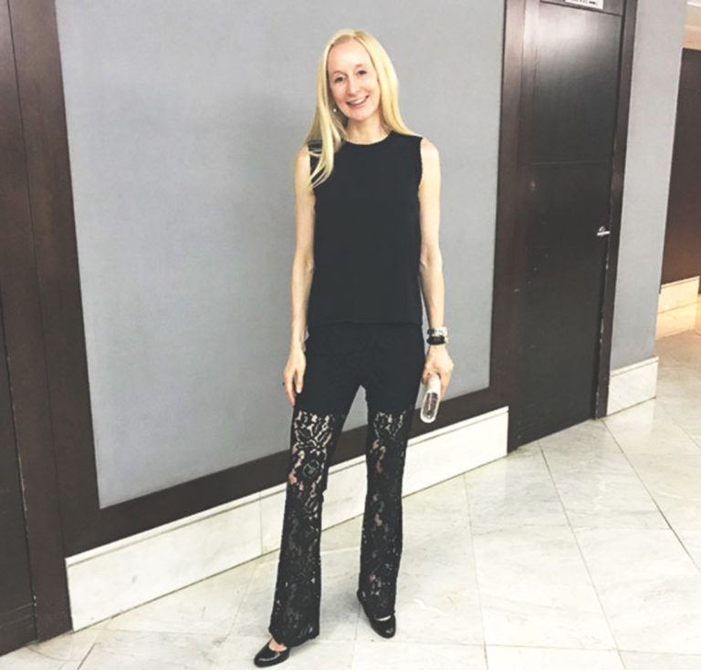Zara Black Sleeveless Blouse