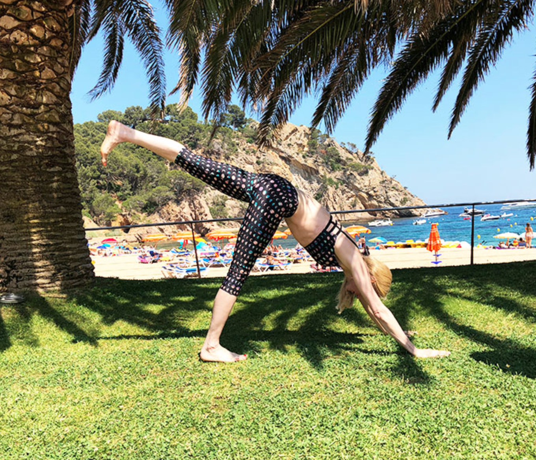 Yoga for Glutes Onzie Yogawear