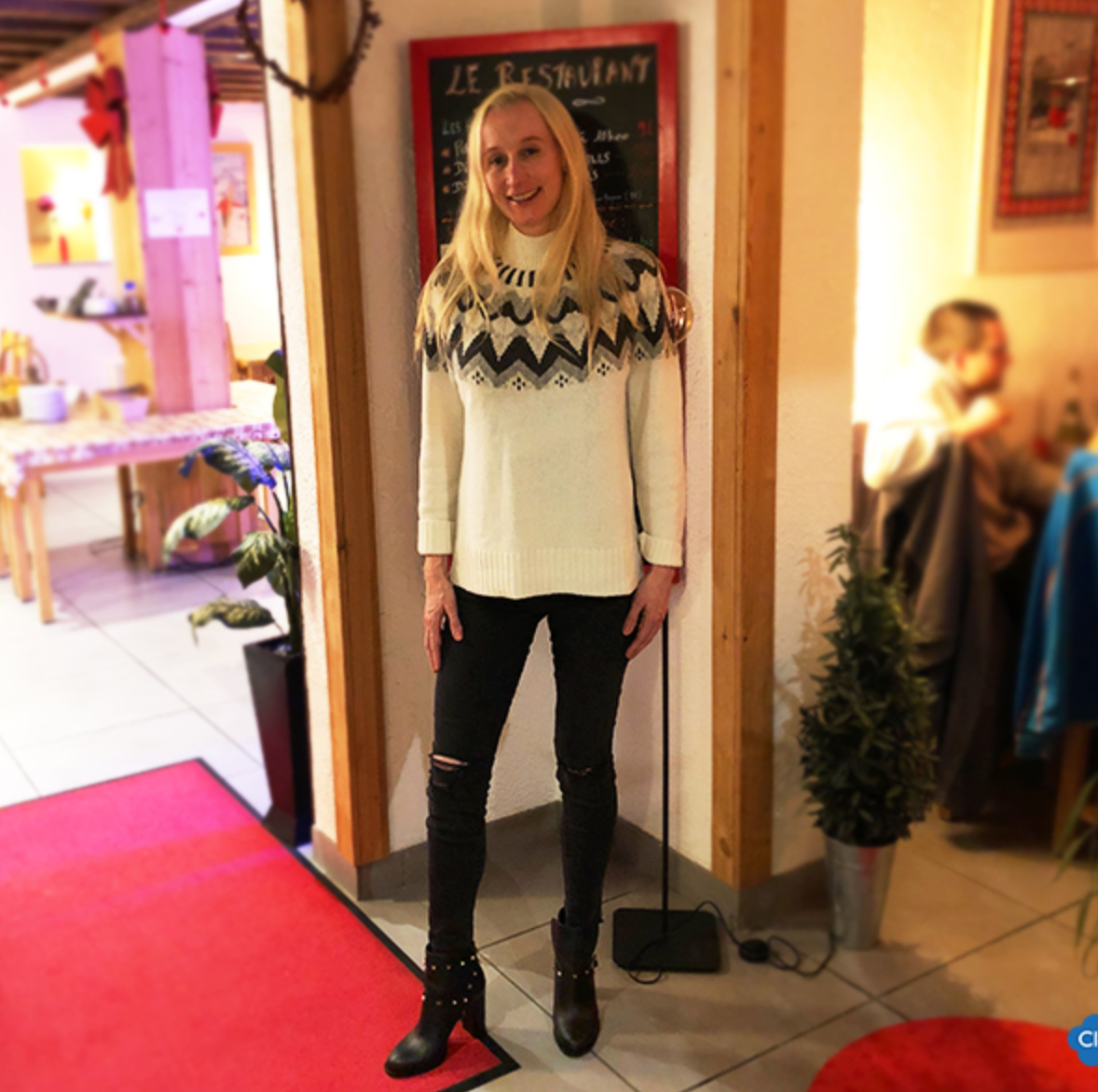 How to Style a Fair Isle Sweater