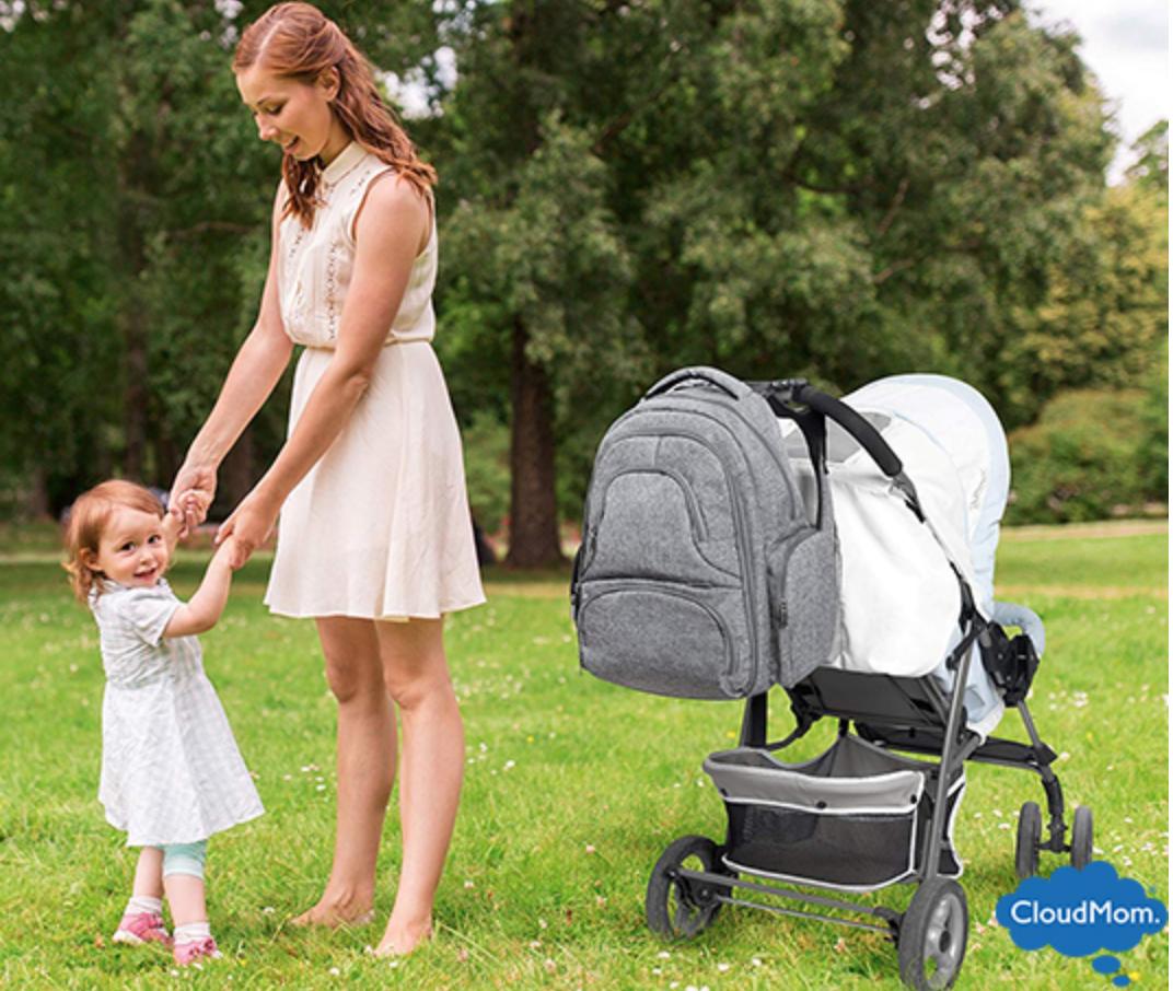 Swish Baby Backpack Diaper Bag Review