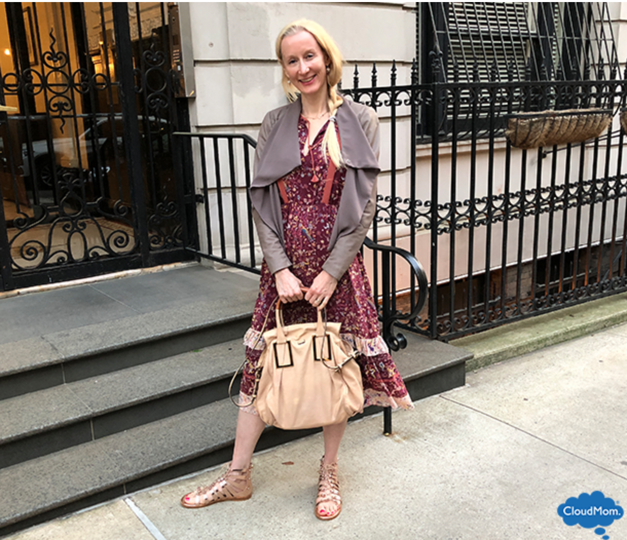 How to Wear Peasant Dresses
