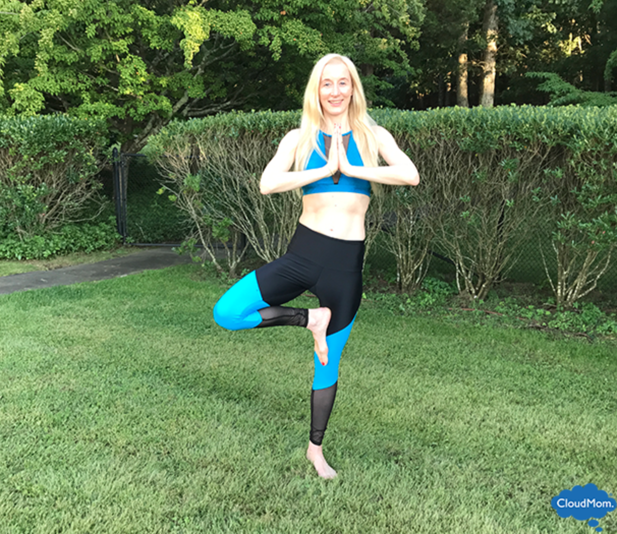 How to do Tree Pose in Yoga