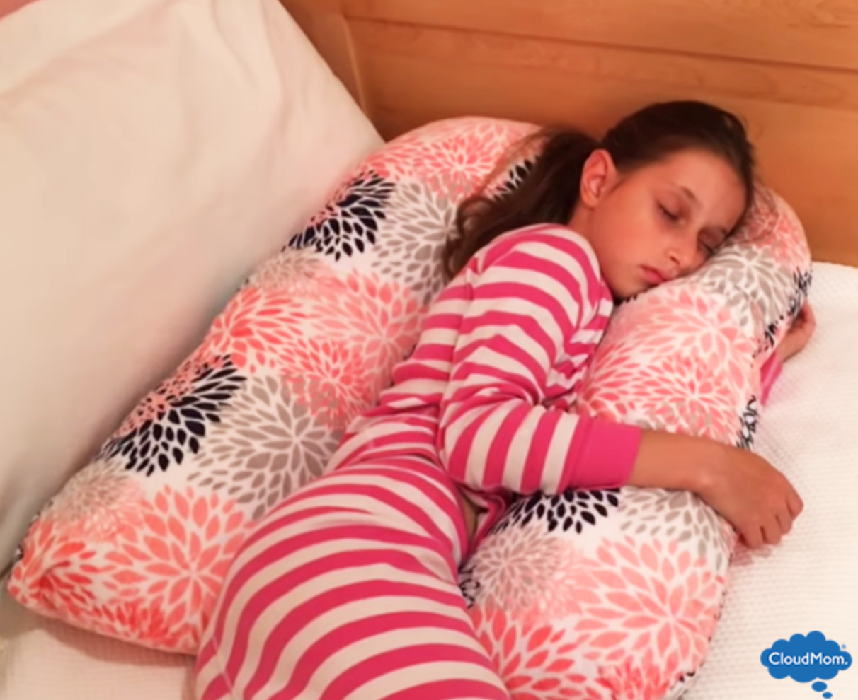 Support for your Sleeping Child: Sleep Zzz Pillow