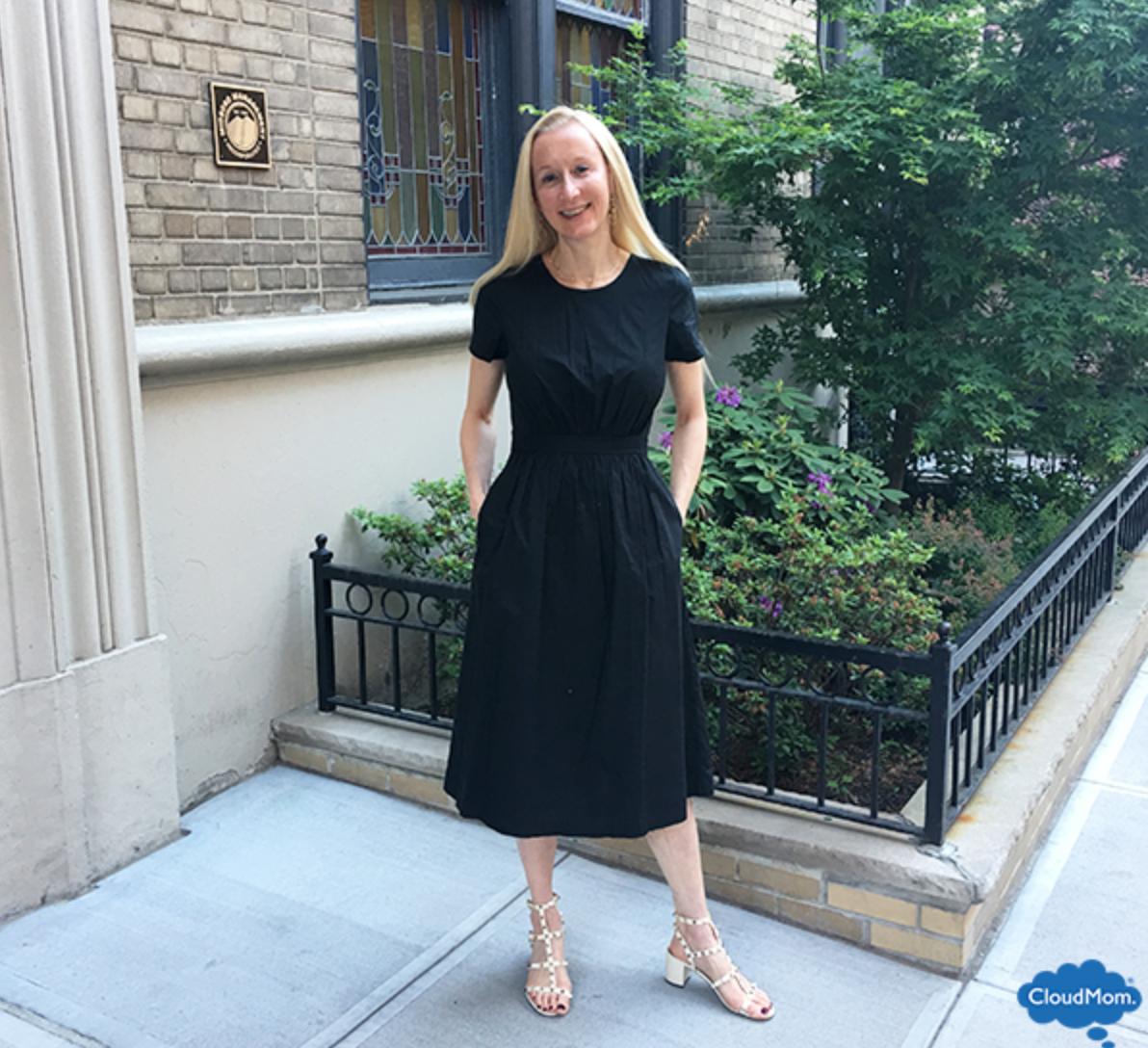 Madewell Backless Summer Dress