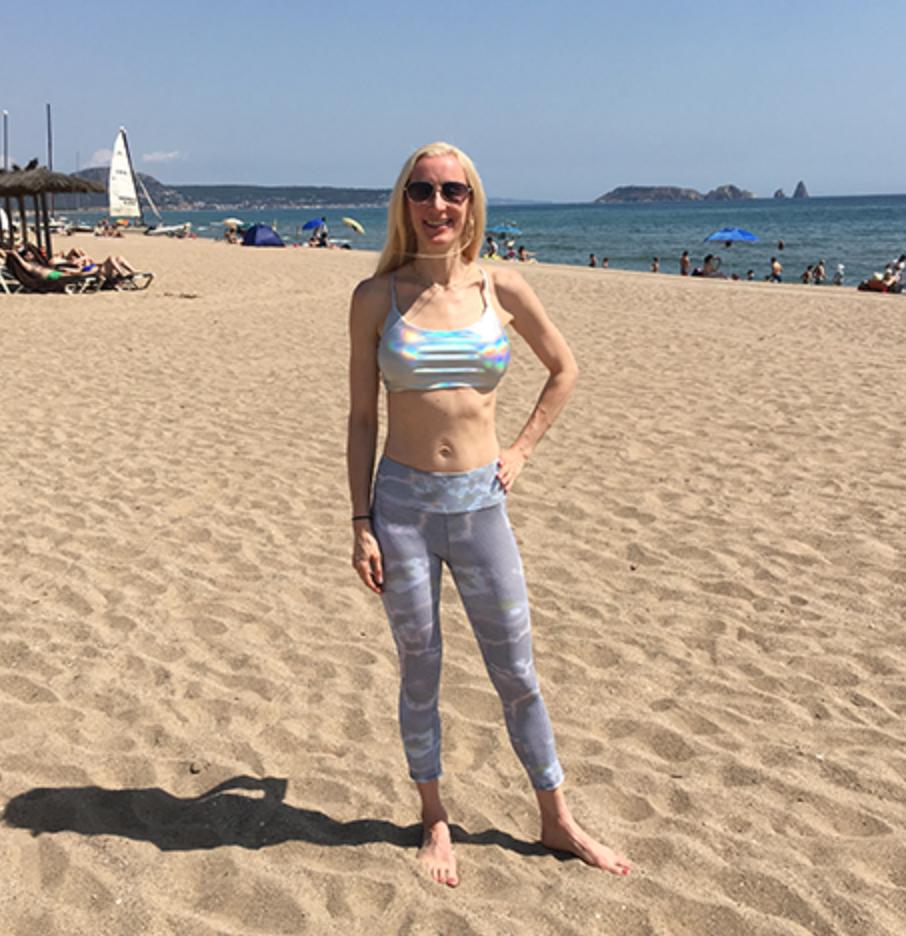 Onzie Beach Yoga
