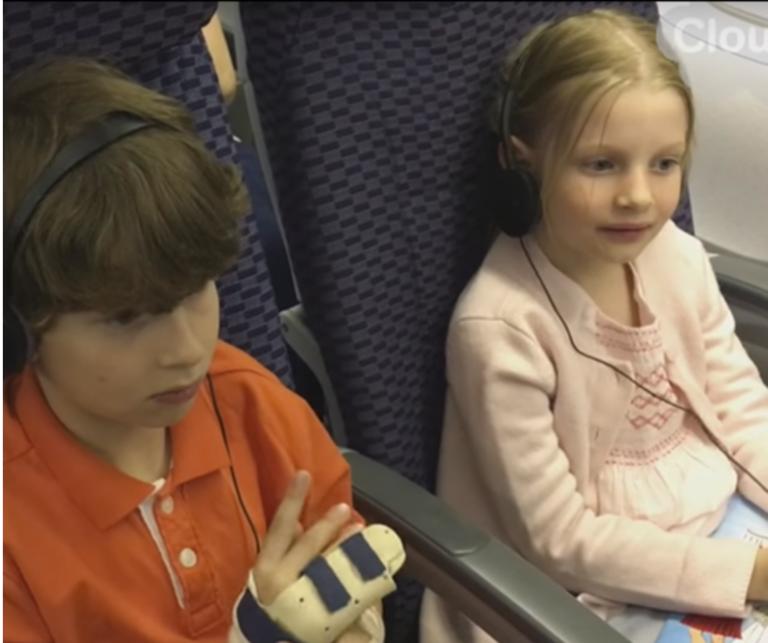 5 Steps to Battling Jet Lag in Kids