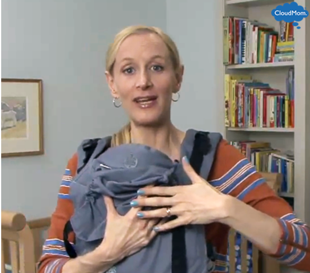 Beco Soleil Baby Carrier Demo