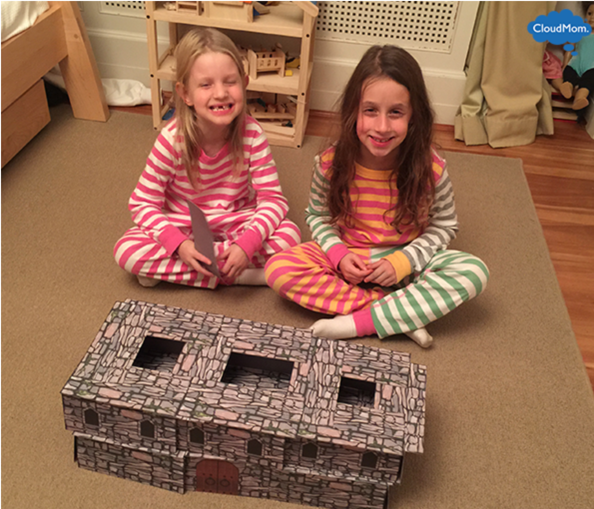 Building Activity for Kids with Kardtects