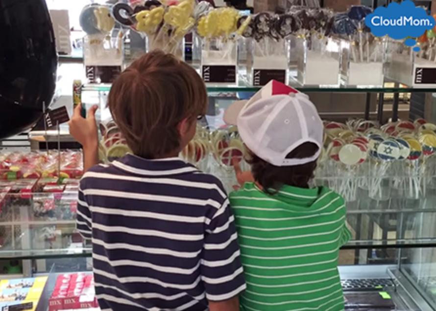 Barcelona with Kids: History and Chocolate